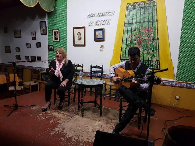 AionSur concurso-flamenco Penúltima eliminatoria del XXI Concurso de Aficionados flamencos Villa de Guillena este fin de semana Cultura
