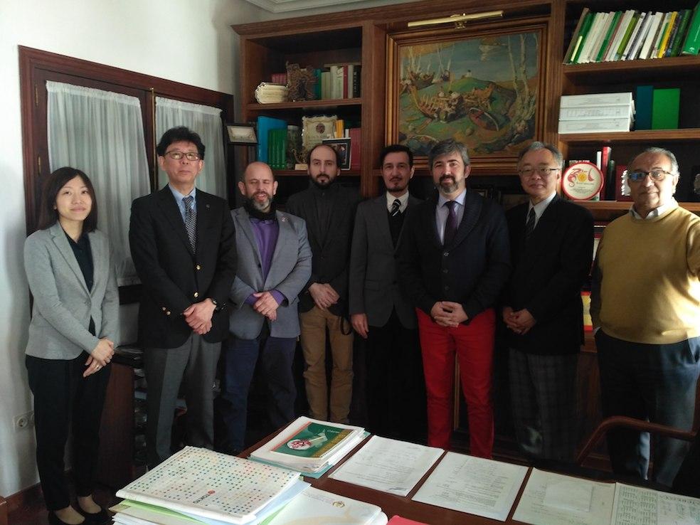 AionSur foto-tohoku Sevilla y Sendai (Japón) intercambiarán alumnos y docentes de sus universidades Educación