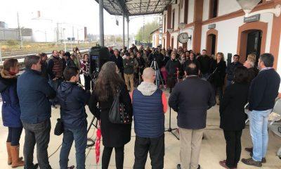 AionSur roda-ferrocarril-400x240 La Roda se moviliza para pedir que el tren de pasajeros vuelva al pueblo La Roda de Andalucía