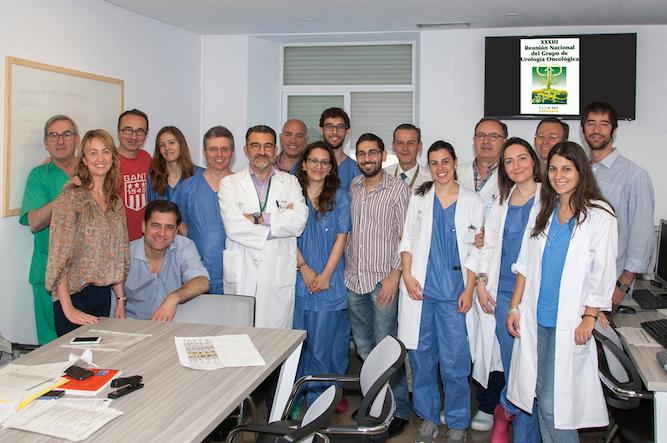 AionSur 1Q8J5579 Premios nacionales para trabajos de urólogos del Virgen del Rocío Salud