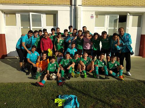 AionSur 40963843635_5125391369 El infantil A del CD Arahal asciende a Segunda Andaluza Deportes Fútbol