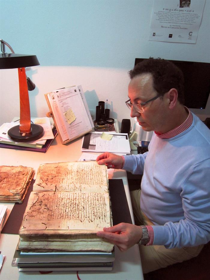 AionSur 636605256719621110w Hallan dos documentos que certifican que Cervantes vivió y trabajó en Osuna Osuna