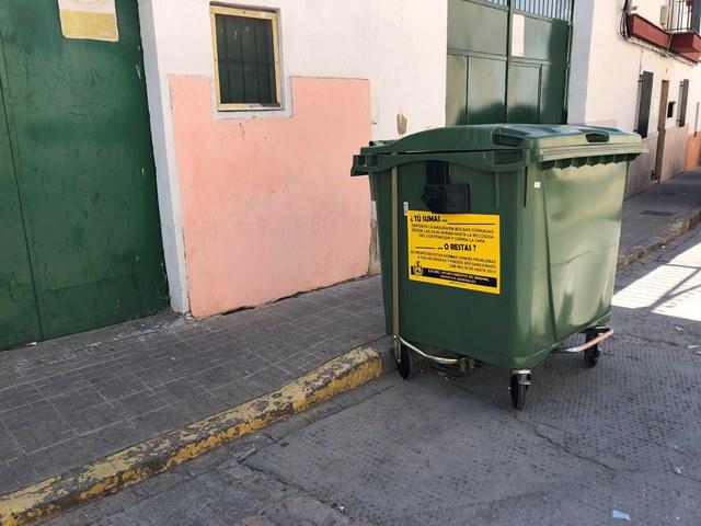 AionSur IMG_7991 Arahal implanta nuevos métodos de limpieza viaria y conciencia a la población de su uso Arahal