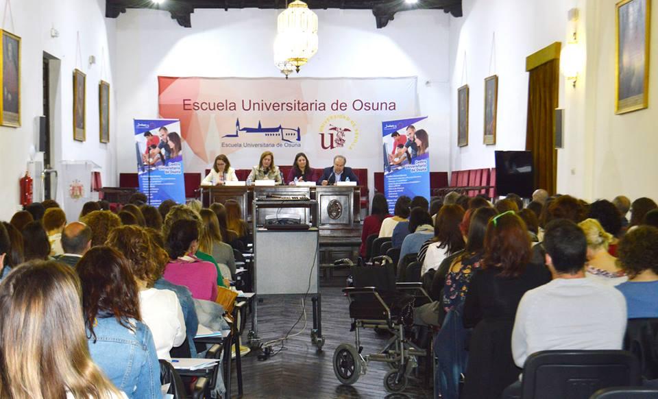 AionSur Osuna-jornadas Más de un centenar de profesionales de la atención infantil temprana se reúnen en Osuna Osuna