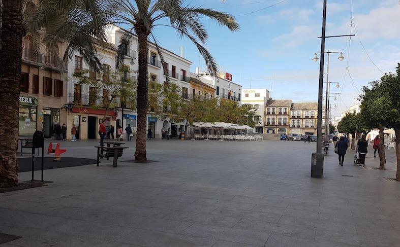 AionSur Utrera-plaza Aprobado un plan extraordinario para asfaltar varias calles de Utrera Utrera