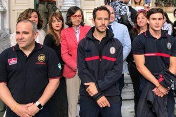 AionSur bomberos-lesbos-360x240 Aprobadas las distinciones de la provincia de Sevilla, con homenaje a los bomberos de Lesbos Sevilla