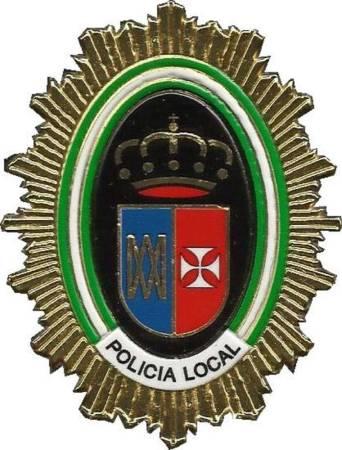 AionSur policia-viso Detenido por volver a El Viso a pesar de tener una orden de alejamiento del pueblo Sucesos