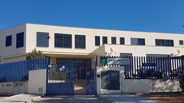 """AionSur 41743252560_1fa6c60746_z El Comité de Empresa de Igualdad denuncia """"hacinamiento"""" en los centros de menores Marchena Sevilla"""