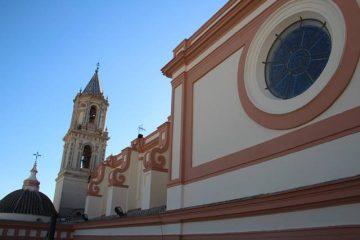 AionSur IMG_1594-360x240 La iglesia Santa María Magdalena recupera su antiguo zócalo para la celebración de las fiestas patronales Arahal