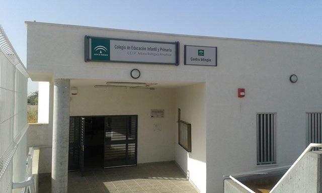 AionSur CEIPRodriguezAlmodovar-Alcalá 2,6 millones para la ampliación del CEIP Antonio Rodríguez Almodóvar de Alcalá Educación