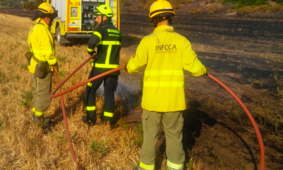 AionSur Incendio-infoca-1-400x240 La Junta abre el plazo para la oferta de empleo público en el Infoca Andalucía Sociedad