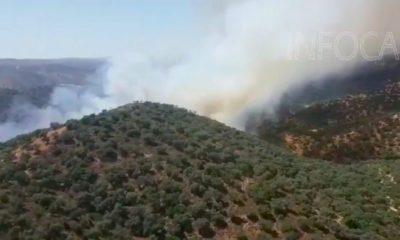 AionSur IncendioInfocaAION-copia-400x240 Entra el vigor el nivel máximo de riesgo de incendios forestales Incendios Forestales Sucesos