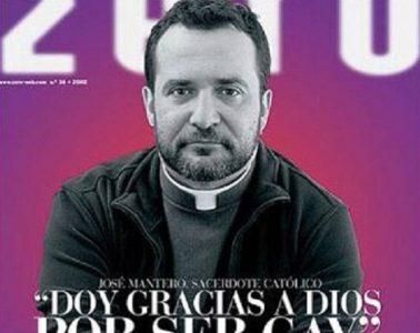 AionSur Mantero-378x300 Muere José Mantero, el primer cura que se declaró homosexual en España Sociedad