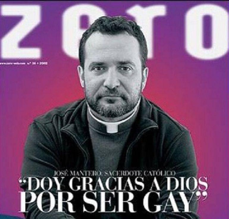 AionSur Mantero Muere José Mantero, el primer cura que se declaró homosexual en España Sociedad