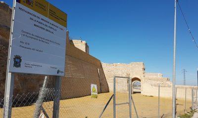 AionSur Marchena-muralla-almohade-400x240 Marchena recupera todo el esplendor de su muralla Cultura Marchena