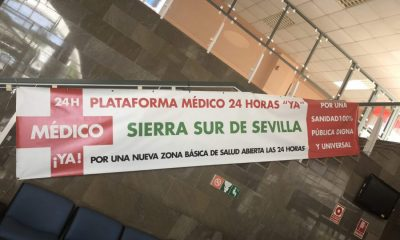 """AionSur Plataforma-Osuna-400x240 La Junta dice que en la asistencia sanitaria de la Sierra Sur no se puede hablar de """"injusticia ni alarmar a la población"""" Osuna Salud"""