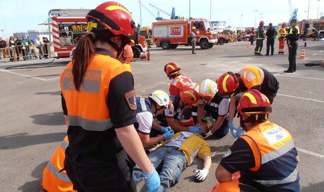 AionSur Proteccion-civil Protección Civil atiende a casi un millón de personas en Sevilla Sociedad