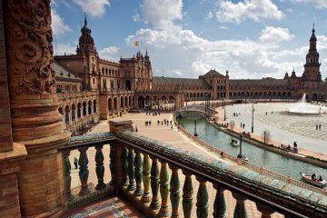 AionSur balcon-plaza-de-espana-360x240 La Subdelegación del Gobierno en Sevilla abre una bolsa de empleo para titulados en Farmacia Formación y Empleo Sevilla