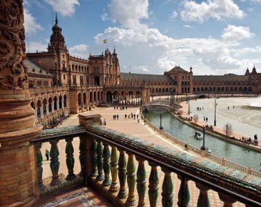 AionSur balcon-plaza-de-espana-378x300 La Subdelegación del Gobierno en Sevilla abre una bolsa de empleo para titulados en Farmacia Formación y Empleo Sevilla