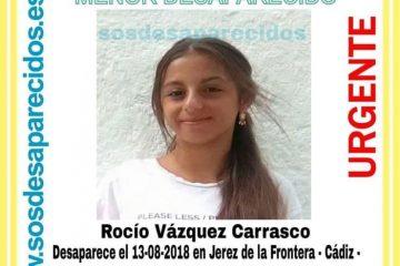 AionSur desaparecida-jerez-360x240 Buscan en el barrio de Los Pajaritos a una menor de 15 años desaparecida este lunes Sucesos