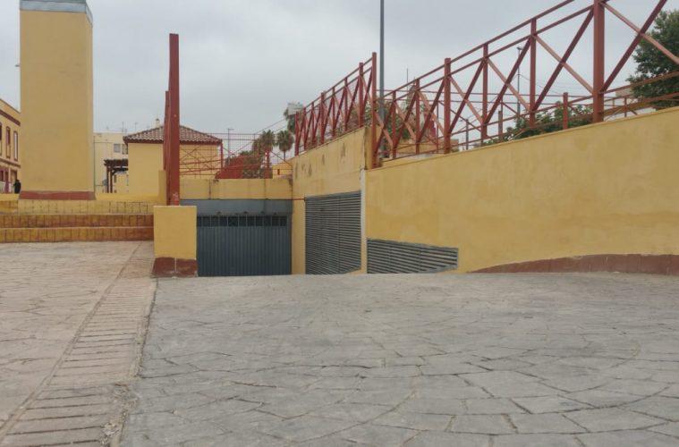 AionSur feria-aparcamientos-Palmera-759x500 150 nuevas plazas de aparcamientos nuevas para la Feria del Verdeo de Arahal 2018 Arahal