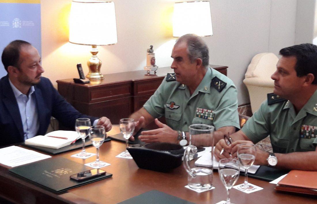 AionSur gomezcelis-gobierno-inmigración Gómez de Celis anuncia la apertura de un centro de atención inmediata para extranjeros (CATE) en el puerto de Motril Andalucía Málaga