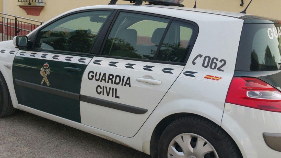 AionSur guardia-2 Detenidos dos hermanos por pegar patadas y puñetazos a un hombre para robarle Sucesos