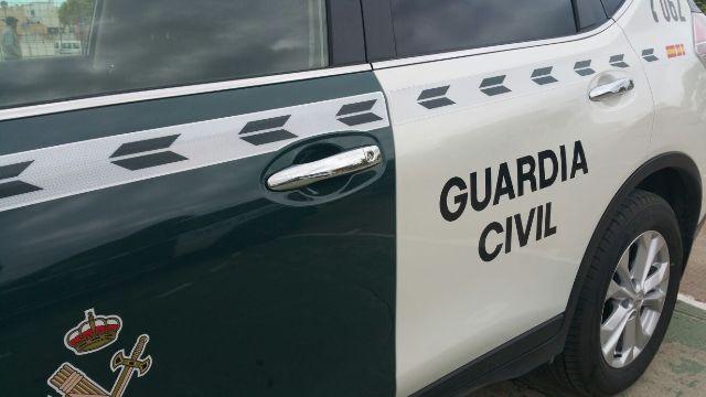AionSur guardia-coche Cinco imputados por falsificar documentación de furgonetas usadas para contrabando Ecija Provincia