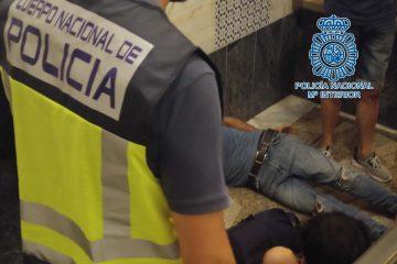 AionSur mafiageorgiana-Sevilla-360x240 Detenida en Sevilla una banda de la mafia georgiana que actuaba por toda Europa Sucesos