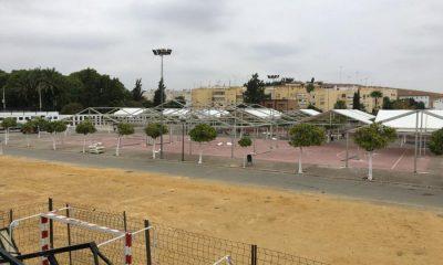 AionSur recinto-feria-Marchena-400x240 La Feria de Marchena 2018 mantiene el refuerzo en seguridad ciudadana Marchena