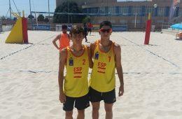 AionSur saucedo-yuste-260x170 Saucedo y Yuste arrancan el Europeo con victoria Deportes