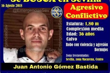 "AionSur se-busca-Bormujos-agresión-360x240 Se busca a un ""agresivo"" delincuente por apuñalar a un anciano en Bormujos Sucesos"