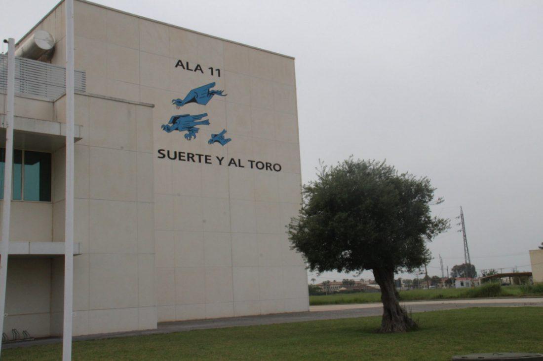 AionSur Ala11 El Rey visita el próximo viernes al escuadrón aéreo de la Base de Morón Morón de la Frontera