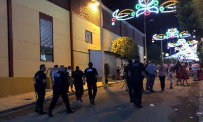 AionSur Arahal-policía-feria-1-400x240 La seguridad de la Feria del Verdeo, un reto en el que participa gran número de efectivos policiales Arahal Feria del Verdeo destacado