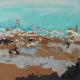 AionSur Cartografia-arahal-80x80 La silueta de Arahal inspira un cuadro que se adjudica un concurso nacional Cultura Pintura