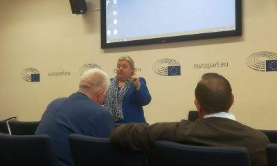 """AionSur Clara-Aguilera-Eurodiputada-400x240 La eurodiputada Clara Aguilera asegura a COAG que la IGP """"saldrá adelante"""" Agricultura"""