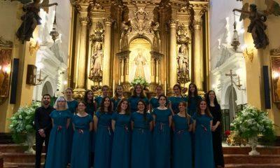 AionSur Escolania-Tomares-400x240 La Escolanía de Tomares participará en los actos del aniversario del 11-S Cultura Música