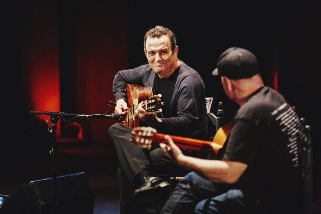 AionSur Gerardo-Nuñez-guitarrista-bienal El son de flamenco y jazz de Gerardo Núñez Cultura Flamenco destacado