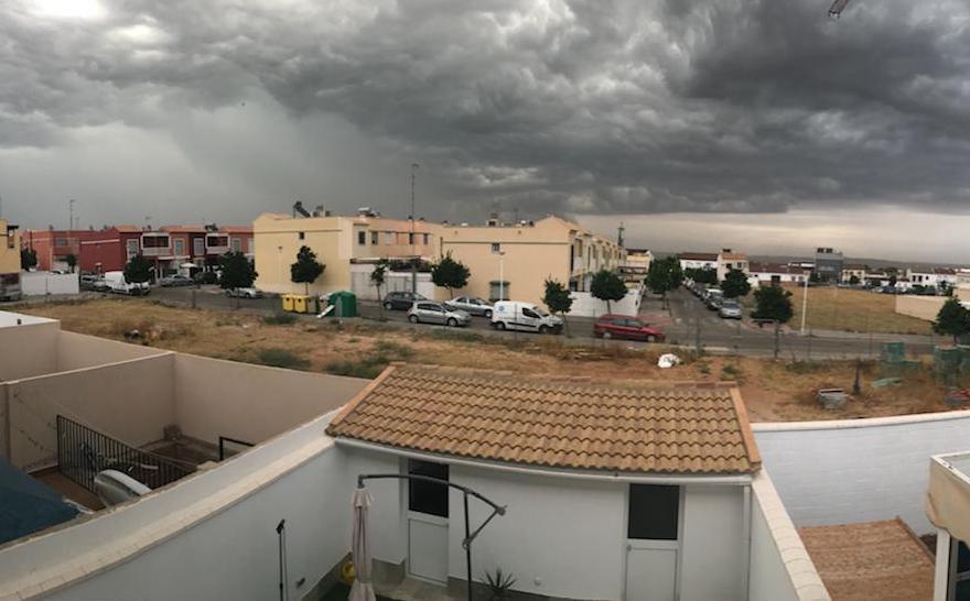 AionSur Lluvia_Gerena Activado Plan de Emergencia y cerrados todos los parques públicos en Sevilla Sevilla Sucesos