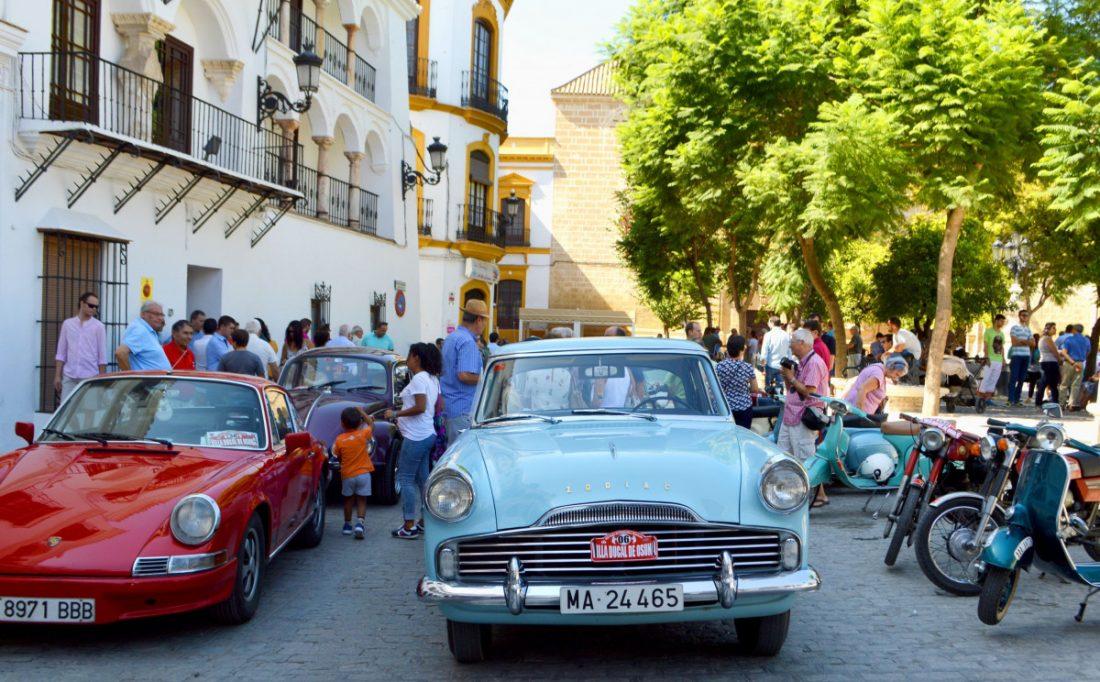 AionSur RUTAVEHICULOS Osuna acoge el domingo su IX Ruta de Vehículos Clásicos Osuna Provincia