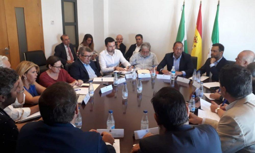 AionSur Sevilla-delegación-gobierno-1000x600 Gómez de Celis anuncia que se cierra de forma inminente el acuerdo para el desdoble de la N-IV Los Palacios