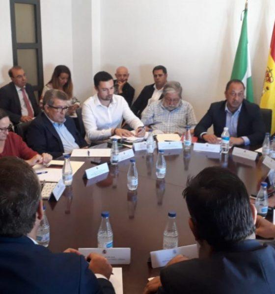 AionSur Sevilla-delegación-gobierno-560x600 Gómez de Celis anuncia que se cierra de forma inminente el acuerdo para el desdoble de la N-IV Los Palacios