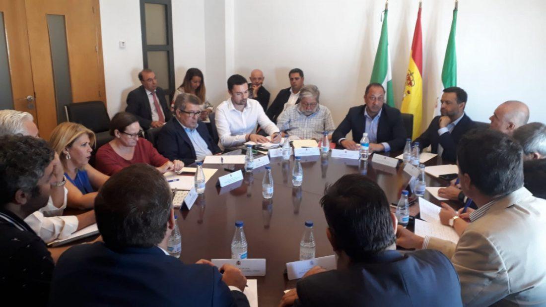 AionSur Sevilla-delegación-gobierno Gómez de Celis anuncia que se cierra de forma inminente el acuerdo para el desdoble de la N-IV Los Palacios