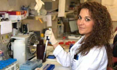 AionSur Veronica-Segura-Montero-Gluten-400x240 Una microbióloga arahalense desarrolla un método a nivel mundial para el control de la celiaquía Arahal Salud