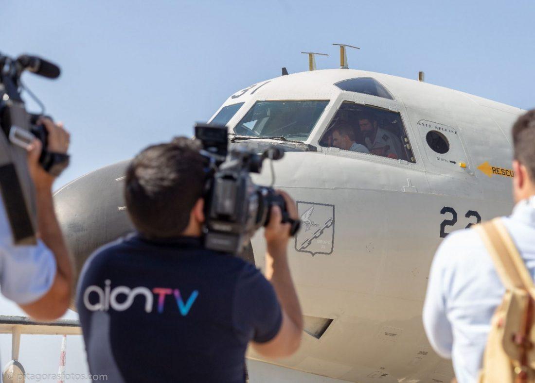 AionSur Visita-Rey-Moron El Rey comprueba, diez años después de su última visita, que la Base de Morón es puntera en España Morón de la Frontera