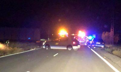 AionSur accidente-400x240 Muere una joven de 16 años en un accidente en la carretera de Arahal a Paradas Sucesos  destacado
