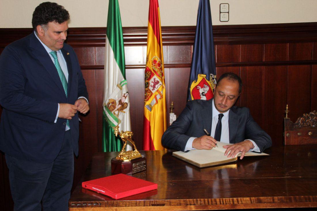 AionSur alcalde-Morón-gobierno Gómez de Celis anuncia la reforma de la ley de financiación de ayuntamientos para solucionar las deudas Morón de la Frontera