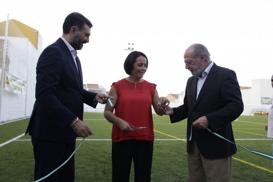 AionSur algamitas-futbol Algámitas inaugura su nuevo campo de fútbol mediante una inversión de 371.000 euros Deportes