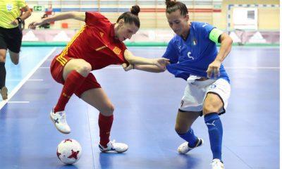 AionSur amparo-selección-400x240 La España de 'Ampi' pone rumbo al Europeo por la puerta grande Deportes Fútbol  destacado