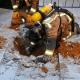 AionSur bomberos-gas-80x80 Herido un operario en Sevilla al perforar una bolsa de gas con un percutor Sucesos